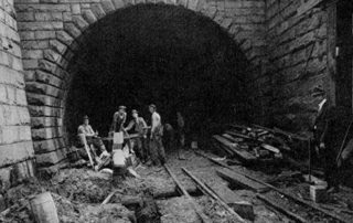 Church Hill Tunnel-strategic planning