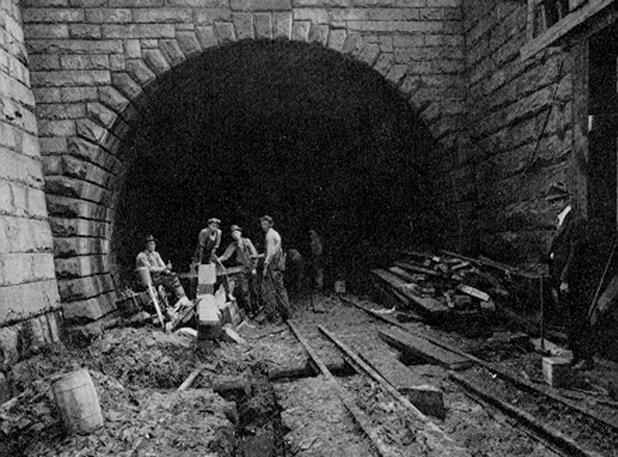 The Church Hill Tunnel