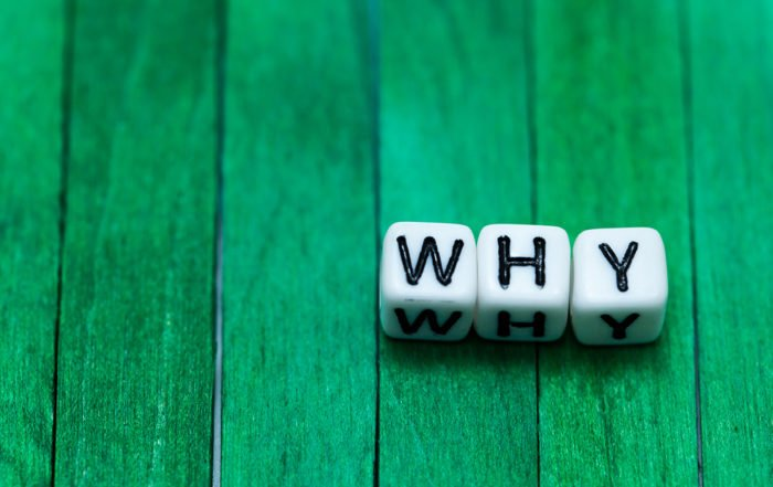 What is your Why - Nesso Strategies